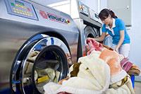 Giặt là chăn mền