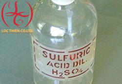 Acid Sulfuric H2SO4 98%