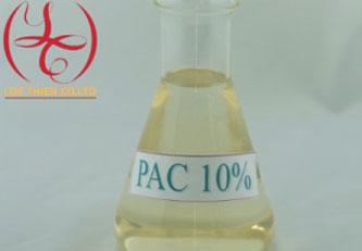 Poly Aluminium Chloride 10% PAC