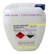 Axit Acetic – CH3COOH 99%