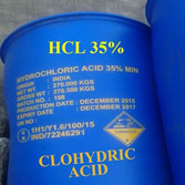 HCL 35% - Axit Clohydric