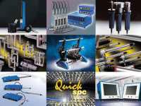Standard gauging components