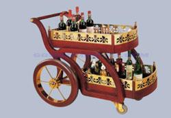 Xe đẩy rượu