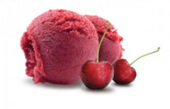 Kem vị cherry