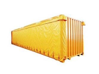 Container vận chuyên nước giải khát