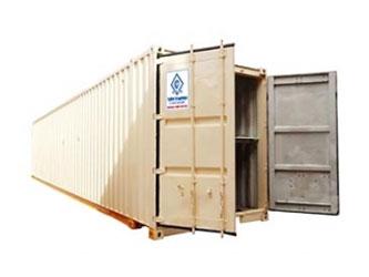 Container vận chuyển xe máy