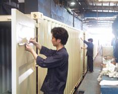 Sửa chữa bảo trì container