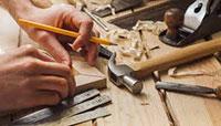 Gia công chi tiết gỗ