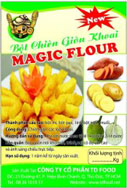 MAGIC FLOUR