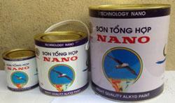 Sơn phủ kim loại Nano