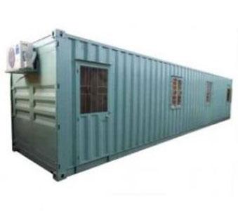 Container văn phòng 40 feet không toilet