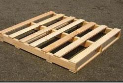 Pallet gỗ keo