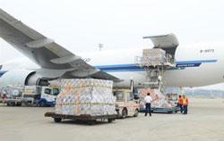 Giao nhận vận tải đường hàng không