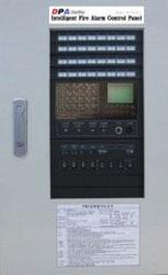 Bảng điều khiển báo cháy thông minh