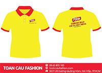 Đồng phục áo thun teambuilding