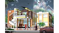 Thiết kế xây dựng nhà hàng
