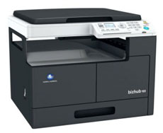 Máy photocopy Konica Minolta Bizhub