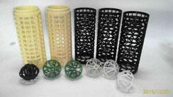 Gia công phụ kiện nhựa ngành dệt may