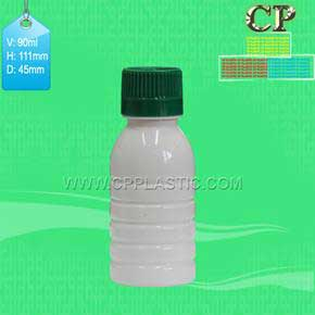 Chai 90ml pet