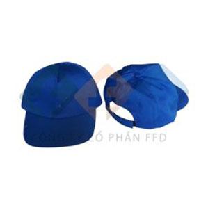 Mũ vải xanh
