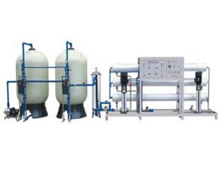 Hệ thống xử lý nước giếng khoan