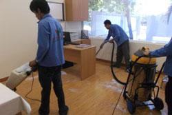 Dịch vụ làm sạch sàn