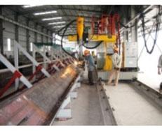 Chế tạo và sản xuất các tàu biển chân đế giàn khoan