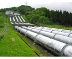 Xây dựng và lắp đặt các đường ống