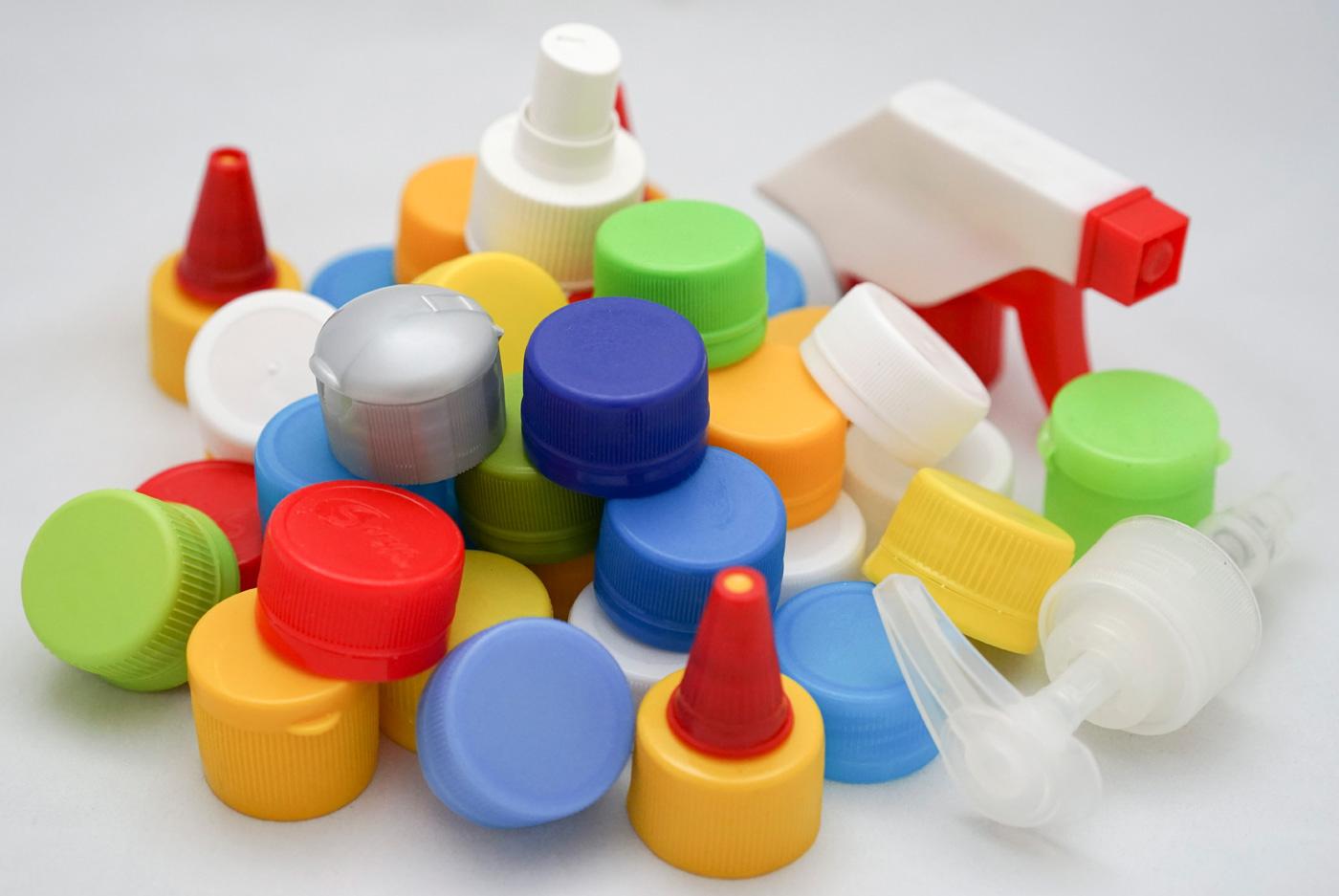 Nắp chai nhựa