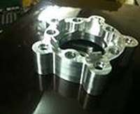 Phay CNC chi tiết máy