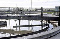 Bọc phủ bồn xử lý nước thải công nghiệp