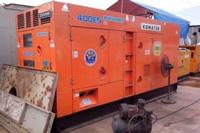 Máy phát điện cũ Komatsu 450kva