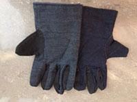 Găng tay vải xi