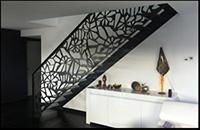 Sơn tĩnh điện cho cầu thang