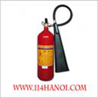 Bình khí chữa cháy