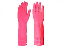 Găng tay cao su chống nước