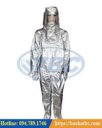 Quần áo chống nhiệt tráng bạc