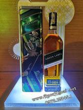 Rượu Johnnie Waler Green Label