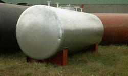 Gia công bồn chứa