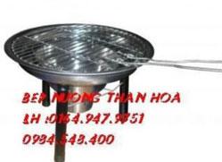 Bếp nướng than hoa không khói