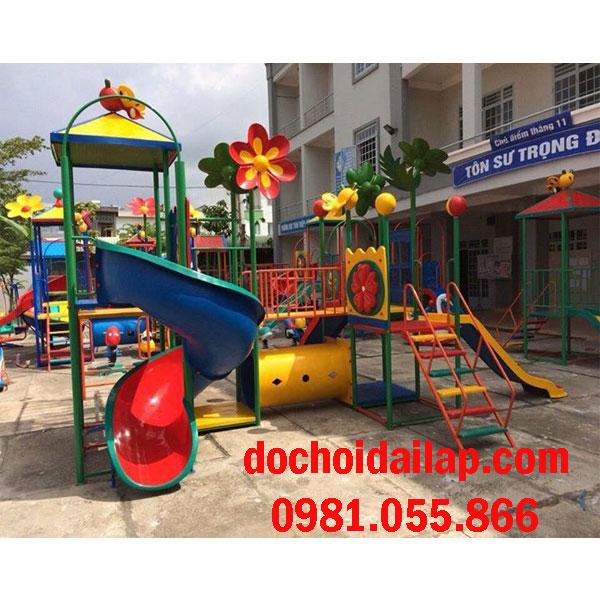 Liên hoàn cầu trượt Việt Nam