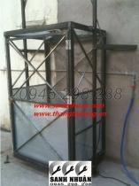 Thang tải hàng 200kg Lương Minh Nguyệt 1