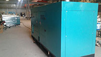 Máy phát điện Omega 120 KVA