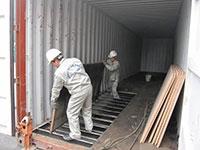 Sửa chữa container