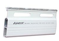 Cửa cuốn Alpha door A475