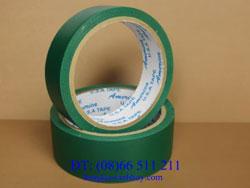 Băng keo Simili xanh lá