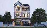 Biệt thự phố mái Thái Neohouse