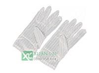 Găng tay vải chống tĩnh điện Polyester