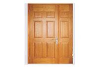 Cửa gỗ HDF phủ veneer