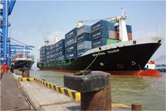 Vận tải biển hàng hóa đi Anh